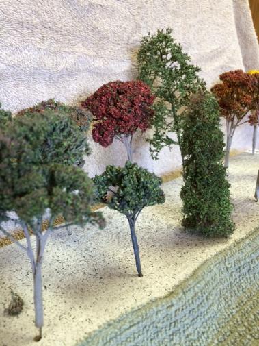 Custom Made Trees